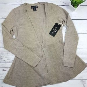 Nannette Lepore Cardigan Sweater XS